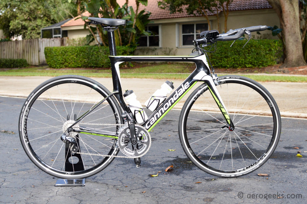 Photo: The first thing that Cannondale told us about the new Slice was that this was a bike built for balance.
